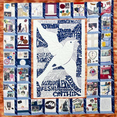 Pan Am 103 Memorial Quilt