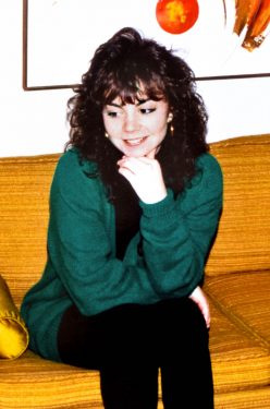 Karen Hunt. Chicago, Spring, 1988