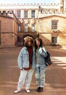 Karen Hunt, September, 1988
